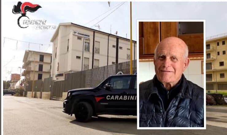 Pensionato scomparso a Favara: sentiti familiari e badante, proseguono ricerche