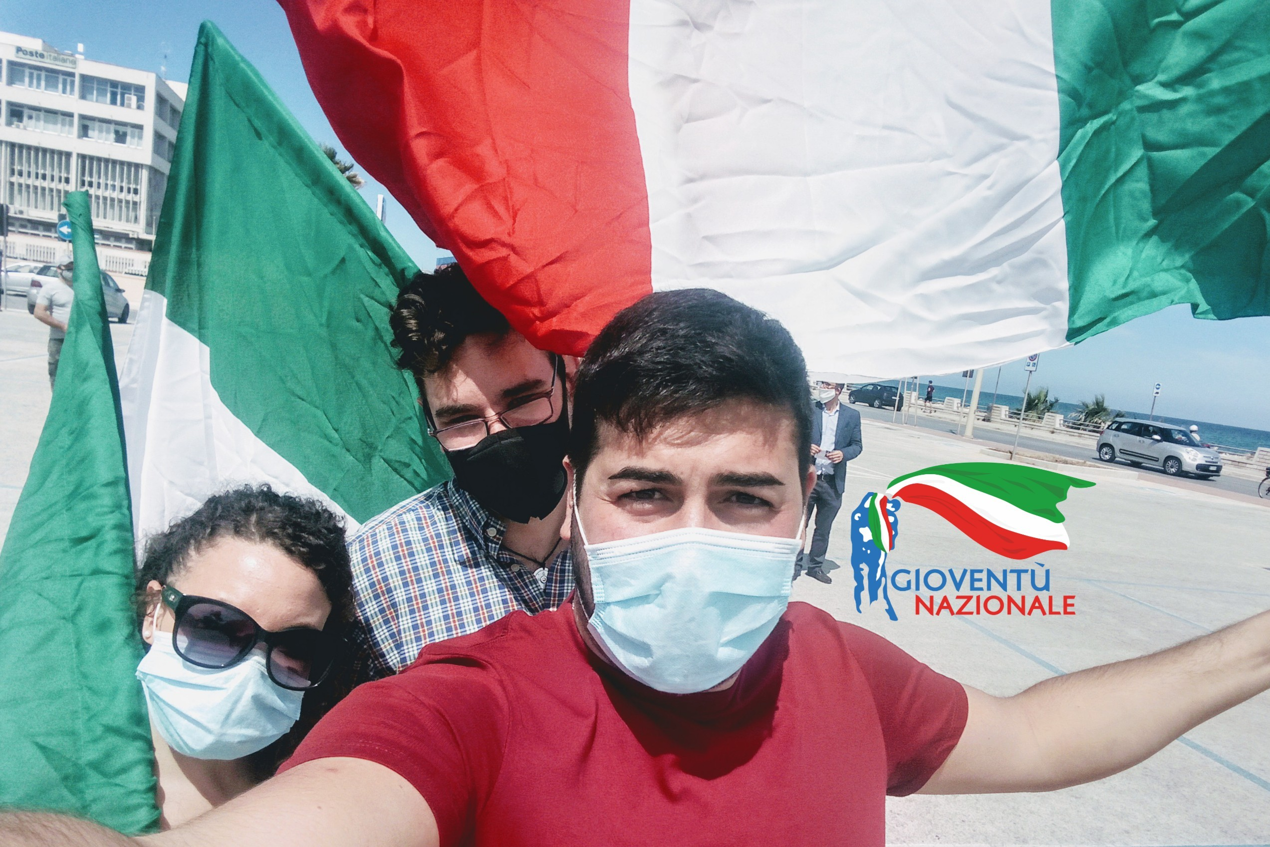 Gioventù Nazionale: 'In piazza a Trapani contro le bugie di Conte'
