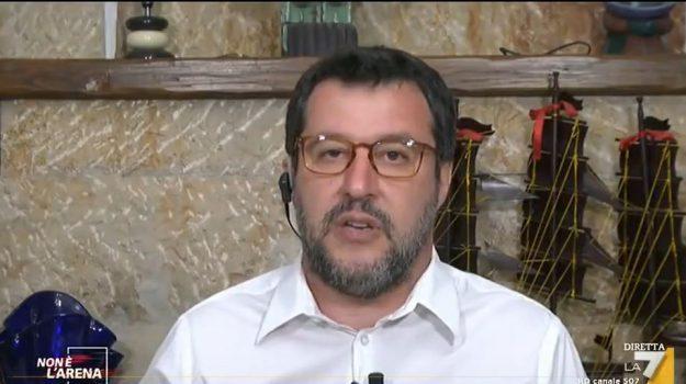 Ponte sullo Stretto, Salvini: 'Serve, dobbiamo poterlo fare'