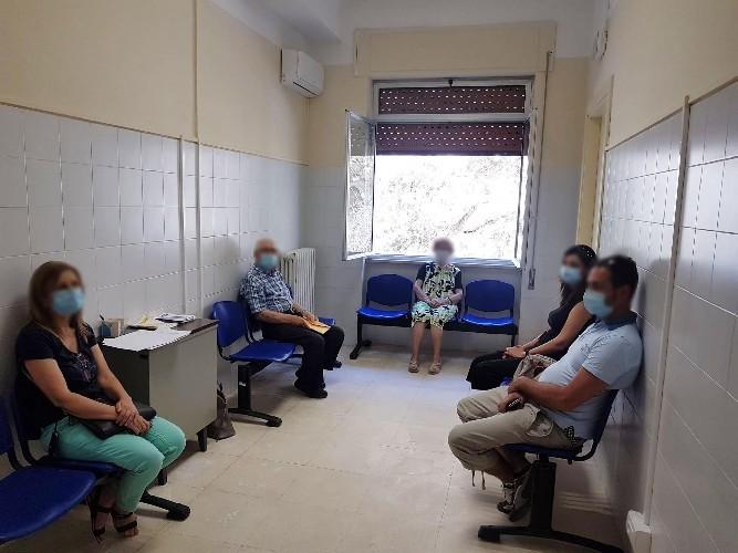 Inaugurata la Reumatologia al Busacca
