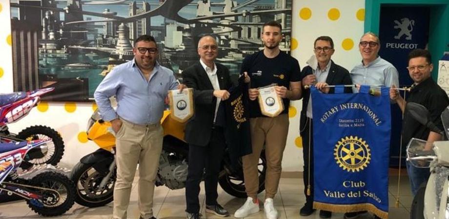 Rotary Club Valle del Salso, stage formativo a Riesi nell'ambito del progetto 'Virgilio Lab2110'
