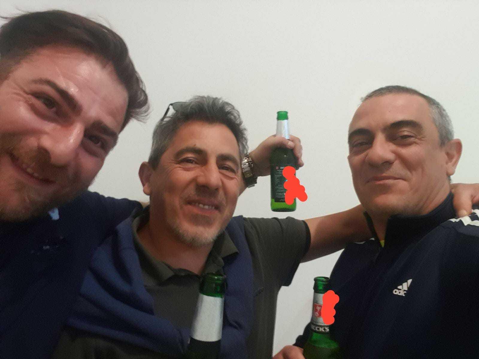 L'idea geniale dei fratelli Carmelo e Giuliano Falconieri: la Birra 'Made in Leonforte' 'Camurria'