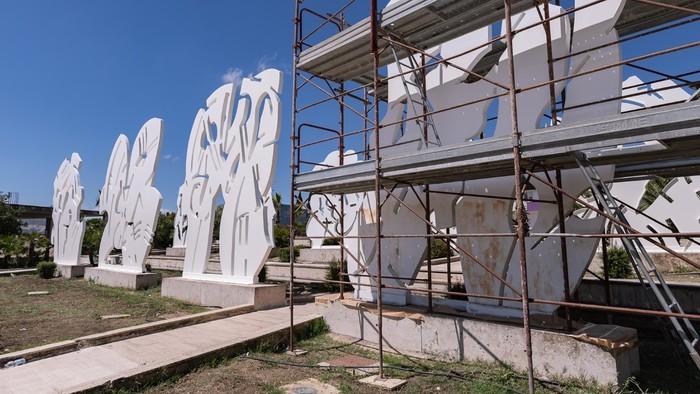 Arte: Comune Gibellina restaura opere post terremoto