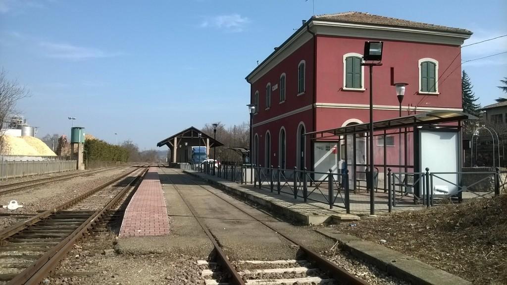 REGGIO EMILIA - Ripartono i cantieri ferroviari con l'ammodernamento delle linee Reggio Emilia-Ciano d'Enza e Reggio Emilia-Guastalla
