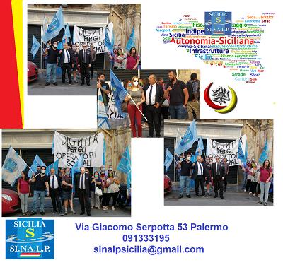 il Sinalp Sicilia chiede un incontro per la definitiva chiusura della precarizzazione dei lavoratori negli enti pubblici regionali.
