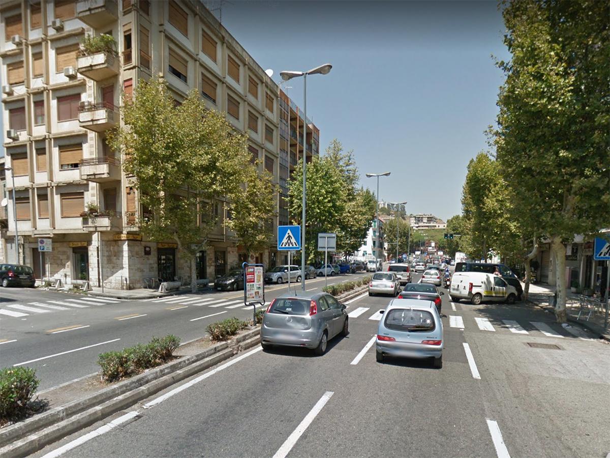 Messina, dal 6 luglio manutenzione del verde in via Garibaldi: come cambia la viabilità