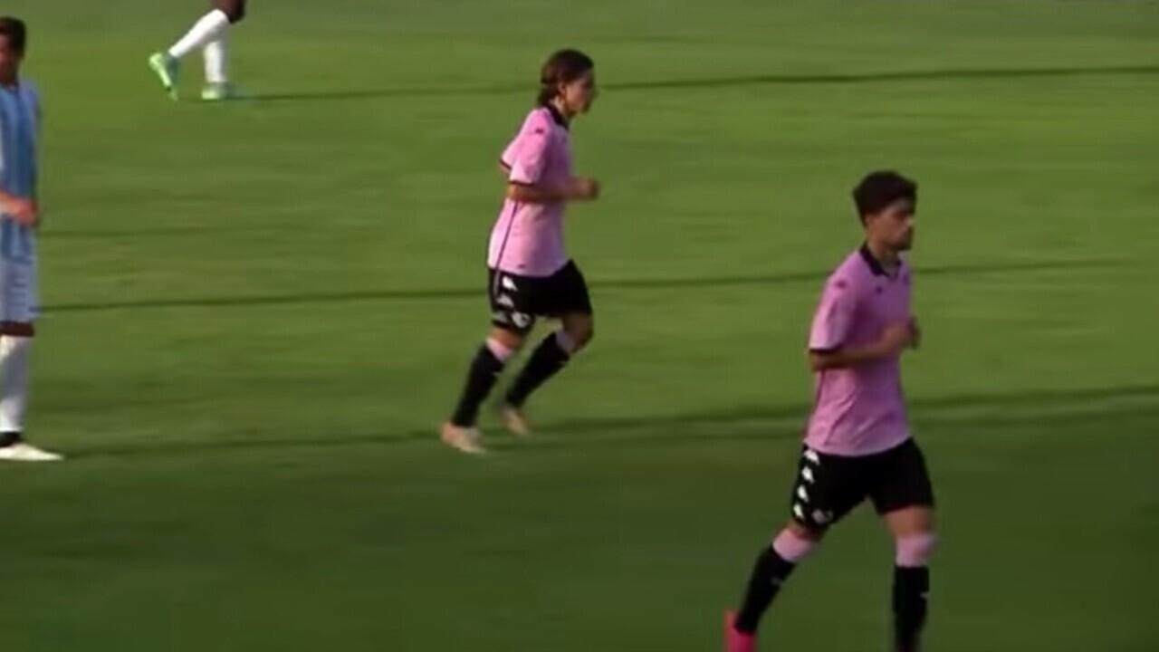 Il Palermo perde ma a testa alta la Salernitana si impone solo 2 - 1