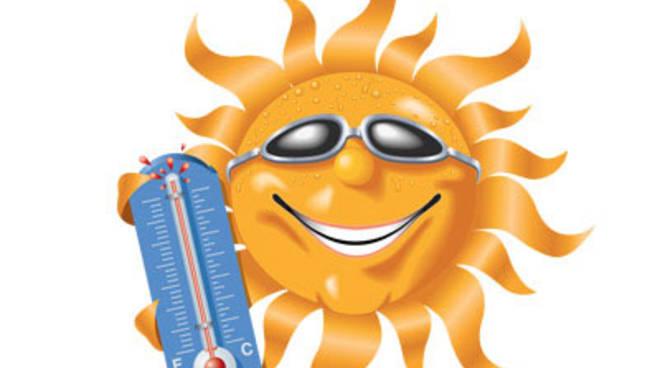 Bel tempo fino a sabato e si sfiorano i 30 gradi previsioni