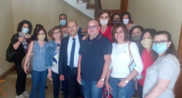 Palermo. Chiudere la stagione del precariato. il Sinalp Sicilia incontra lavoratori ASU di Sambuca di Sicilia