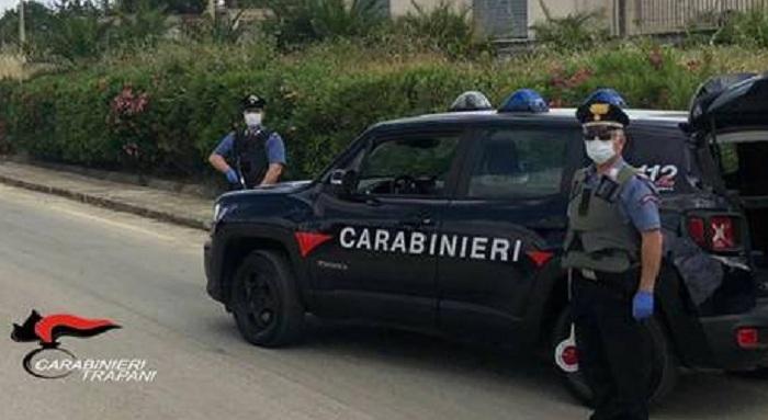Gibellina: non ottiene casa popolare e incendia auto sindaco, arrestato