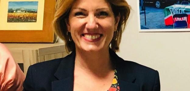 Forza Italia, Azzurro Donna Caniglia nuova coordinatrice