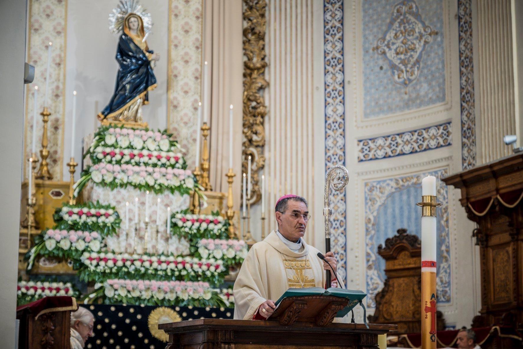 Comiso: con l'affidamento della città alla Vergine, in archivio la festa di Maria Santissima Addolorata