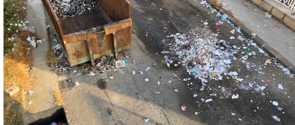 Di Rosa Inquinamento ambientale e grave situazione igienico - sanitaria in via degli Imperatori e Volpe
