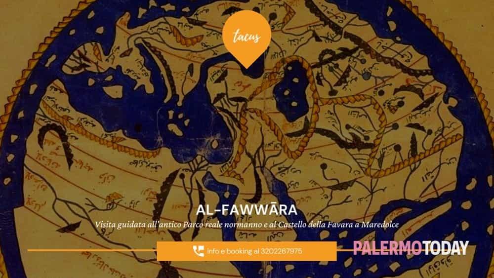 Al-fawwra, visita guidata all'antico parco normanno e al castello di Maredolce