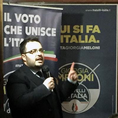 Leonforte, Paolo Licciardo, commissario cittadino FdI,: