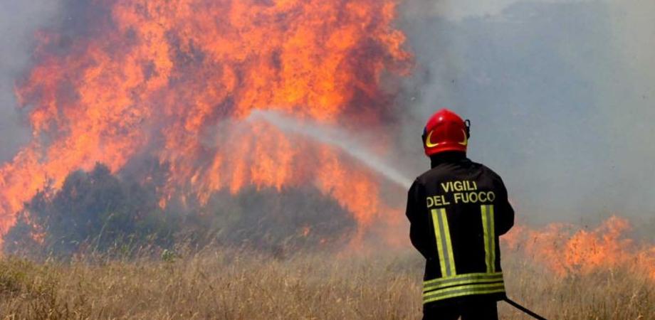 Incendi Sicilia centrale Bonfanti (Wwf) Catastrofe immane telefoni di emergenza in tilt