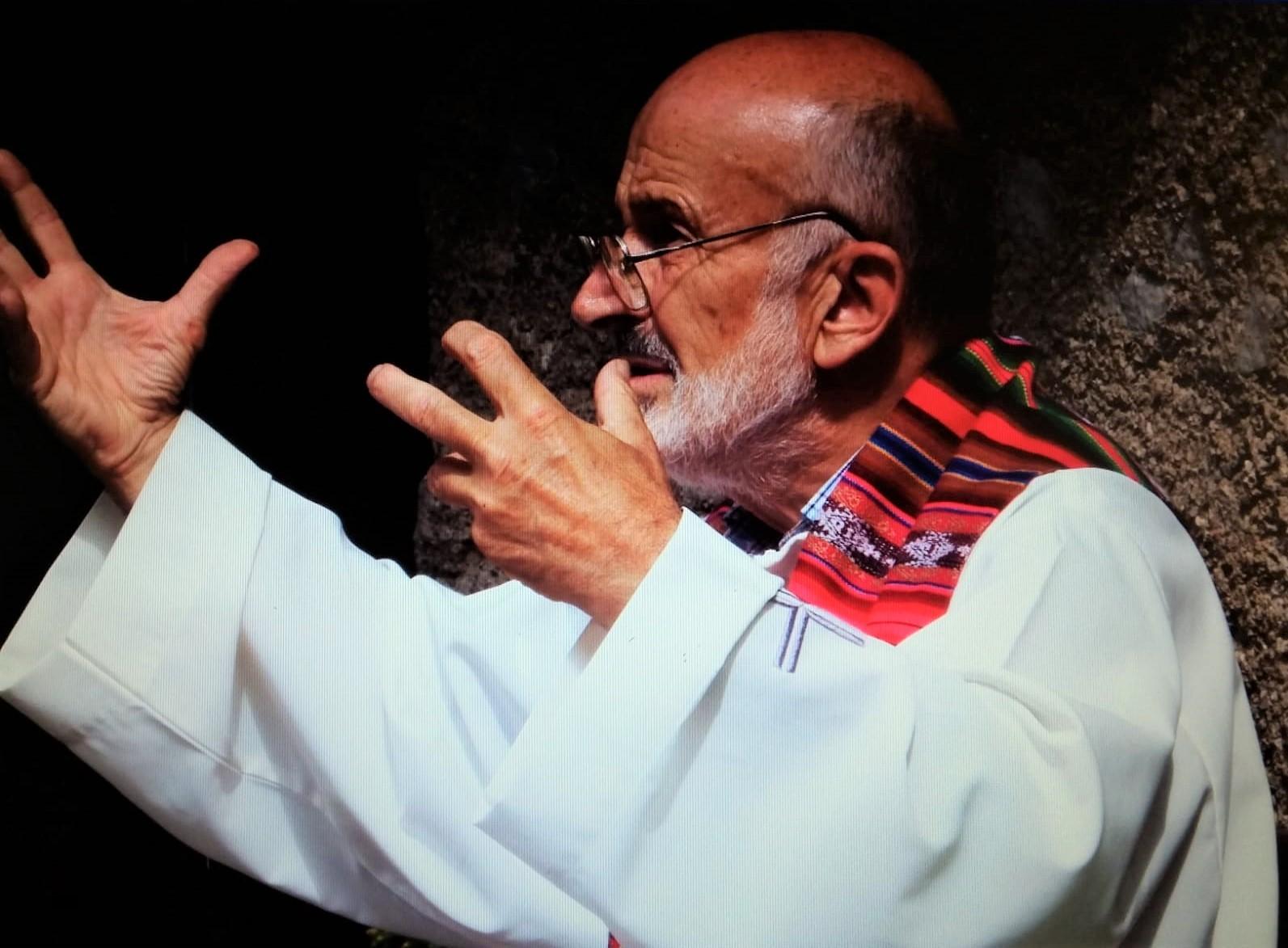 A Leffe il ricordo, anche video, di don Battista Mignani: «Eri un Angelo del Signore»