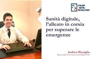 Sanit digitale alleato corsia superare emergenze