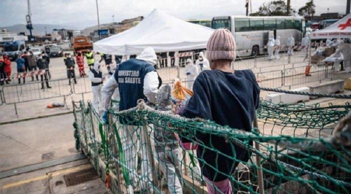 Augusta. ADP, vogliamo chiarezza: sbarcati migranti positivi al Covid-19