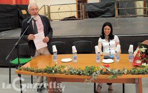 Floridia, il ministro Lucia Azzolina torna nel suo liceo. 'Didattica a distanza è andata bene'