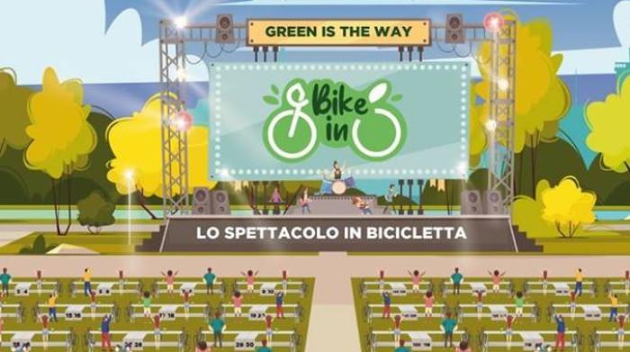 Bike-In diventa realtà, i primi spettacoli al Campo Canoa di Mantova