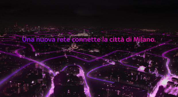 Sky Wifi, un video per raccontare il nuovo servizio ultra broadband: l'omaggio a Milano