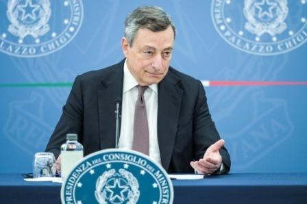 Incendi in Sicilia Draghi firma Dpcm per mobilitazione nazionale