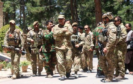 Afghanistan Ghani a Usa crisi colpa ritiro improvviso