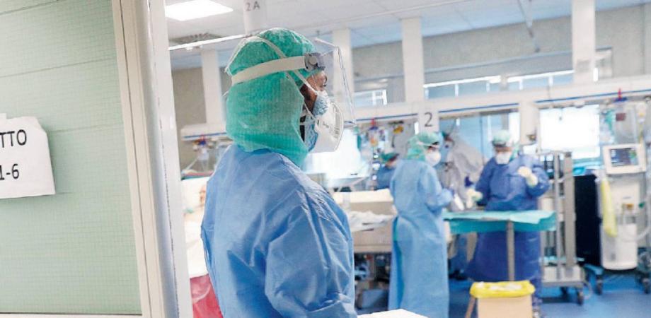Inail: 43mila denunce per contagio da Covid, di queste 171 da infortunio mortale
