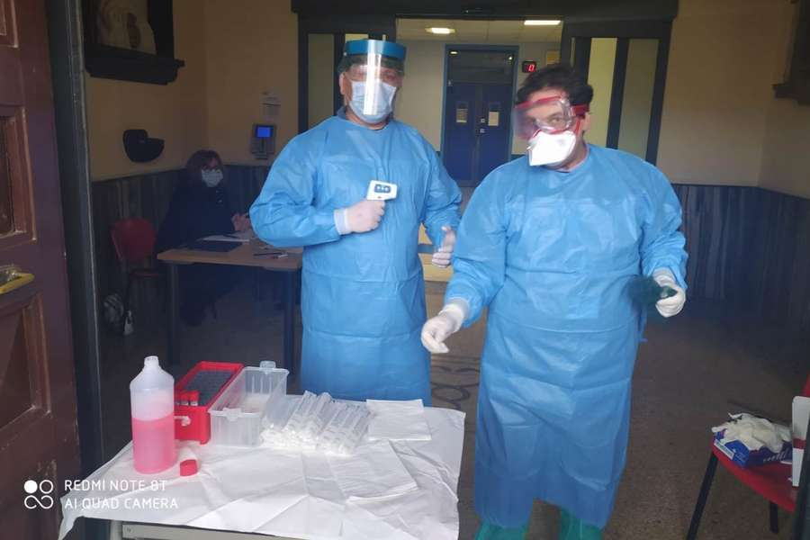 Fase 2 coronavirus a Ragusa, tamponi e test sierologici: tutti i numeri