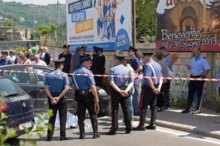 Mafia, operario della forestale ucciso a Barrafranca$