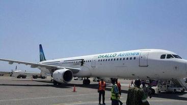Shabaab rivendicano attentato aereo
