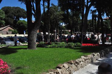 Mafia Roma, stop 58 bandi cura verde