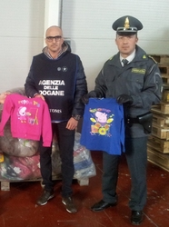 Sequestrate magliette falsa 'Peppa Pig'