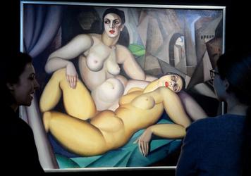 Prorogata mostra su Tamara de Lempicka