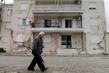 Grecia: scossa 4,6 nel Peloponneso