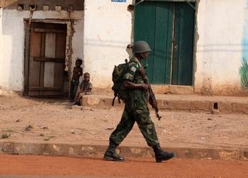 Centrafrica: domenica le presidenziali