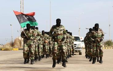 Tripoli, raddoppieremo stipendio milizie