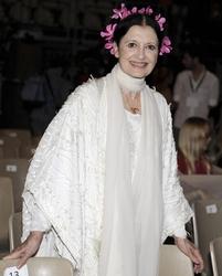 Carla Fracci madrina Belle Arti Foggia