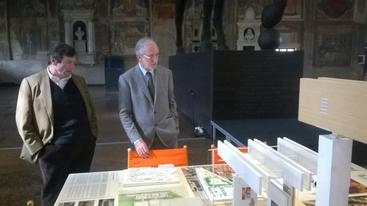 Piano inaugura a Padova mostra personale