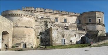 Polo cinema in castello Massafra
