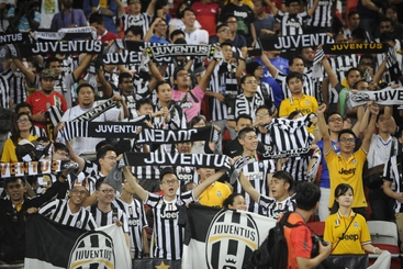 Coro discriminatorio: Juventus multata