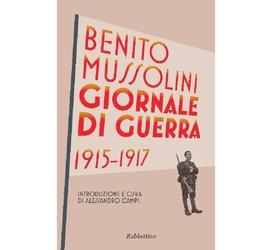 In libreria 'Giornale guerra' Mussolini