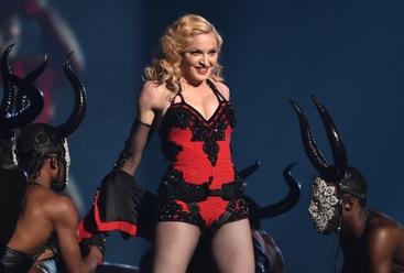 Hit parade, Madonna regina della top ten