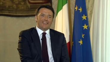 Renzi a Mestre, elezioni ed Expo Aquae