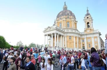 Collina Torino, al via Superga Park Tour