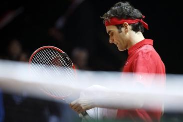 Coppa Davis: Monfils batte Federer