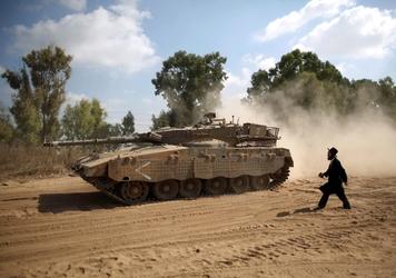Gaza:possibile guerra per 82% israeliani