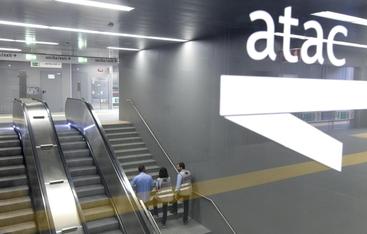 Metro B1: aperta stazione Jonio