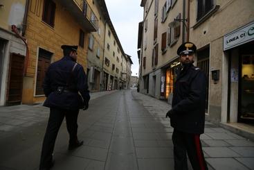 Terremoto,sciacalli in azione a Fabriano